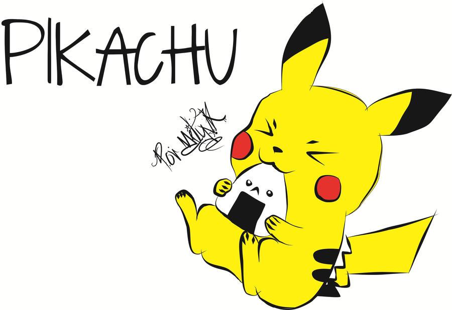 Pikachu, Valencia and Art on Pinterest