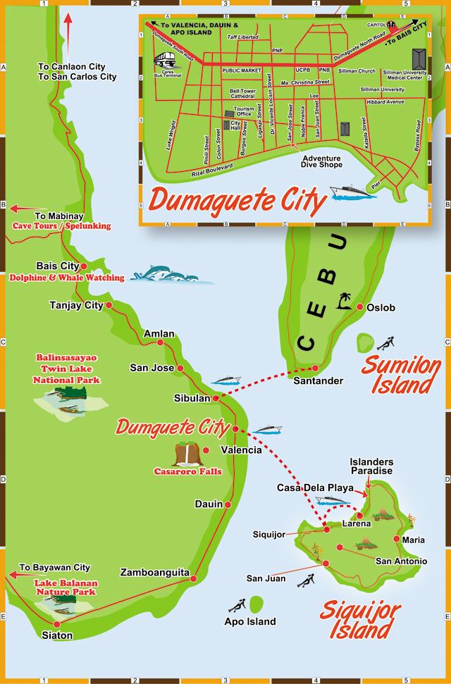 Siquijor Travel Information