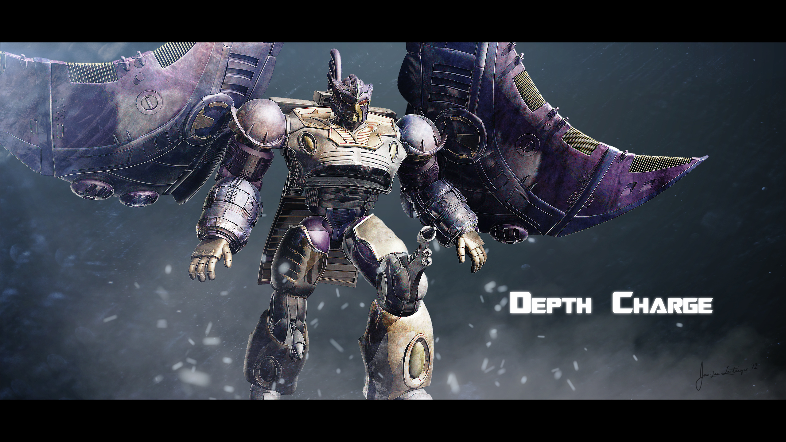 Depth Charge Tribute by MisterJL on DeviantArt Depth Charge Beast Wars