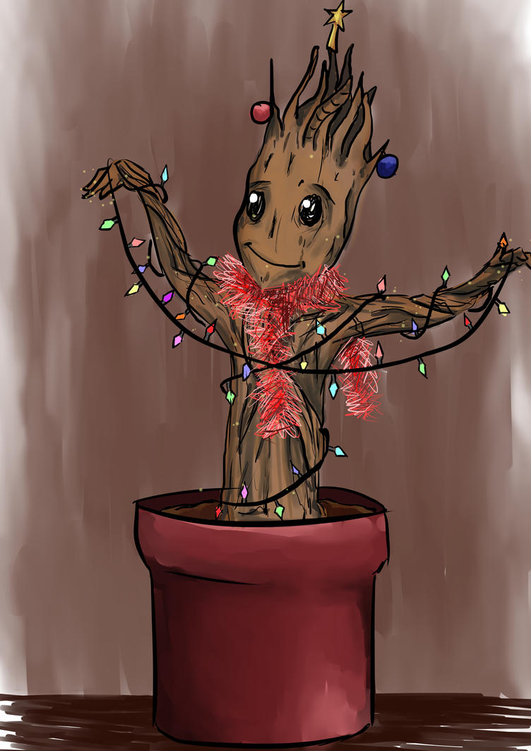 Groot by Kidomo