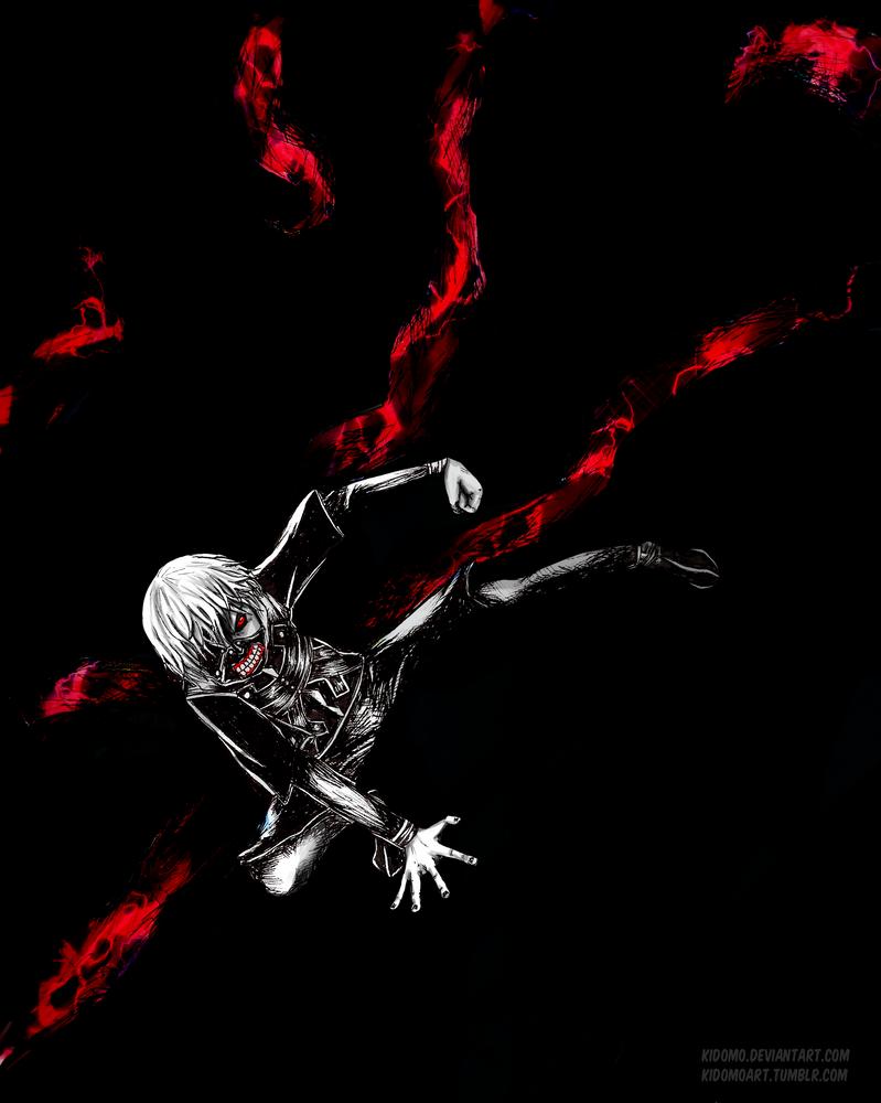 Kaneki Ken by Kidomo