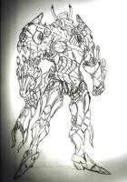 Mecha Concept 03 by dmaxcustom