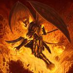 Nagnamor of the Flaming Legion