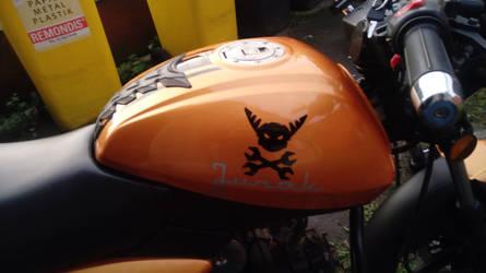 Lombax Motorbike 3 by LMcIgarets