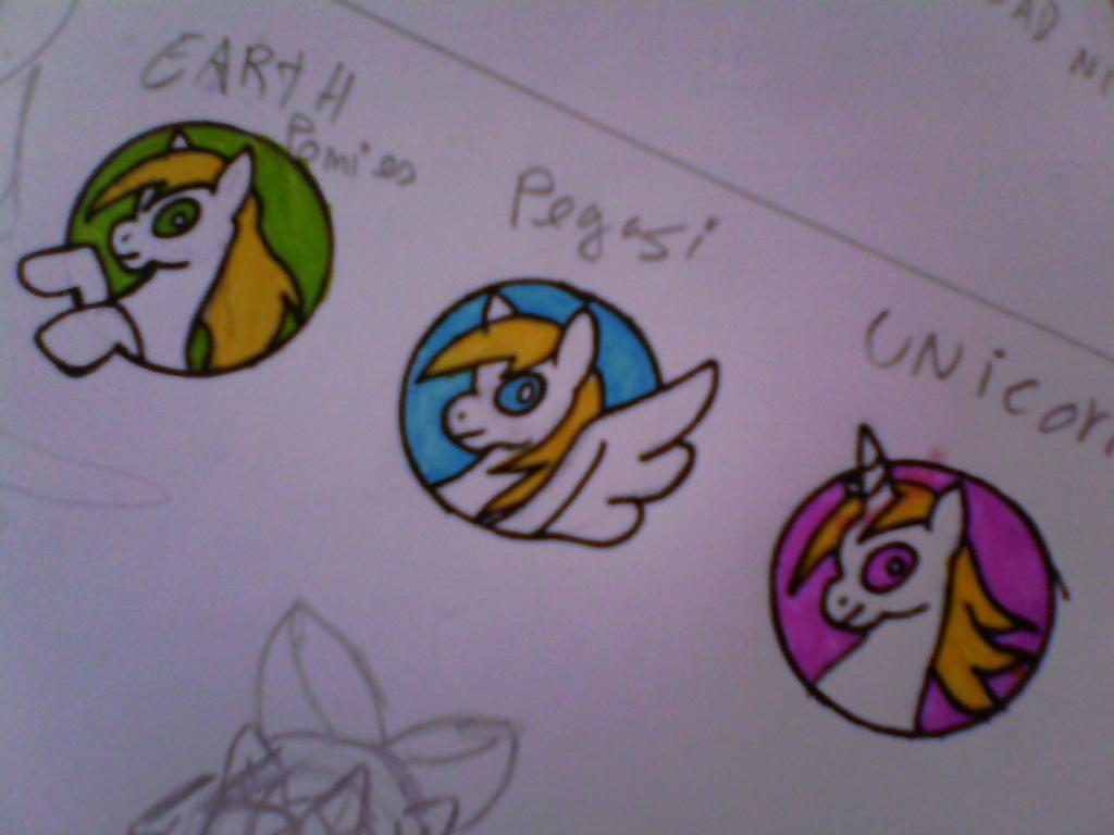 pony tipe by Narusanitchi
