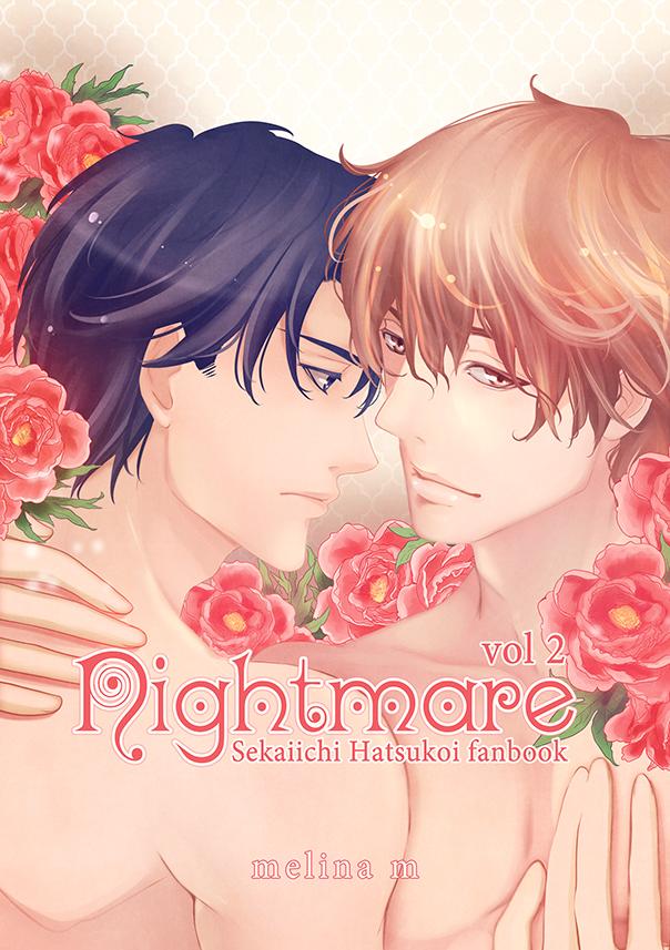 Nightmare vol.2 - Sekaiichi HAtsukoi Fanbook by melina-m