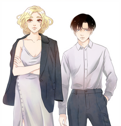 Levi and Mary