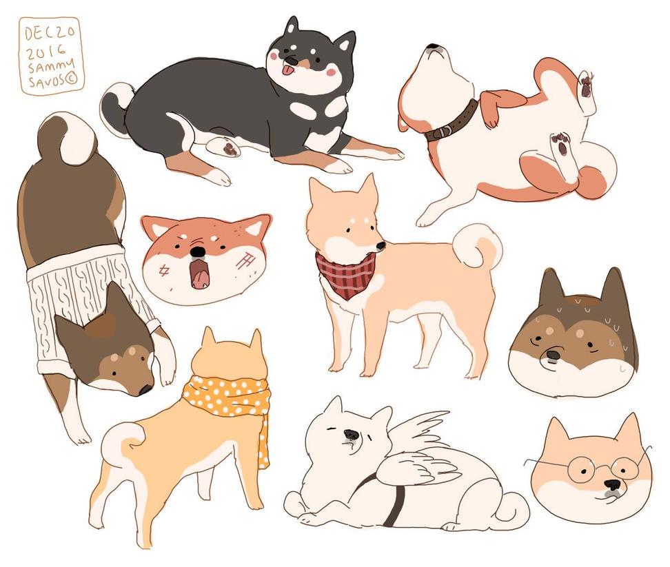 dogss by oreoismybae