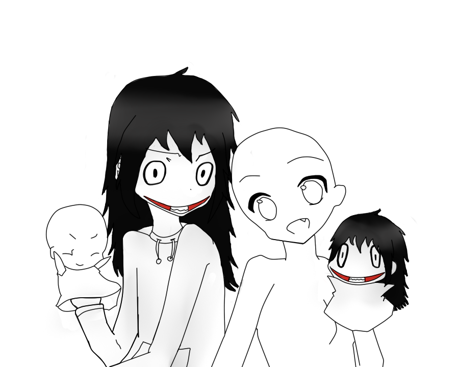 Jeff the Killer x OC Base 01 by RumiaDevil on DeviantArt