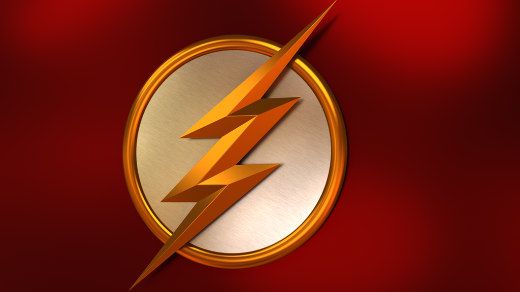 The Gallery For Gt The Flash Logo Cw