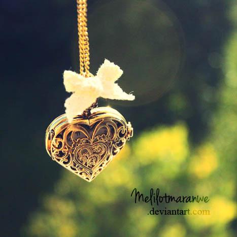 Golden Love by melilotmaranwe