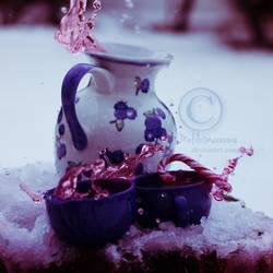 Christmas Splash by melilotmaranwe