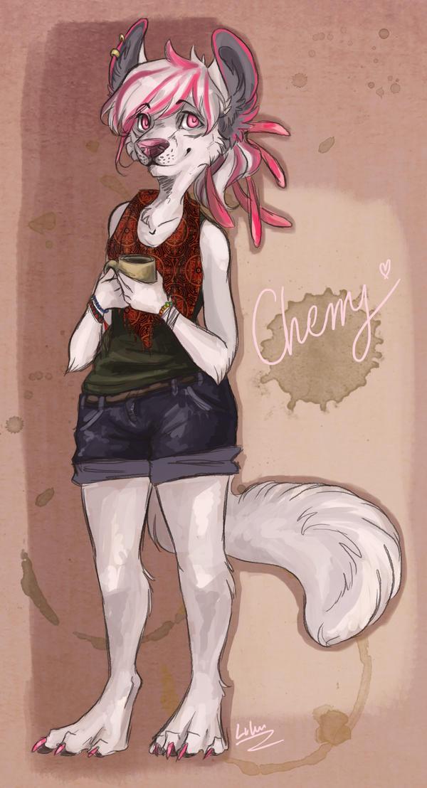 Cherry by Lulu-sensei