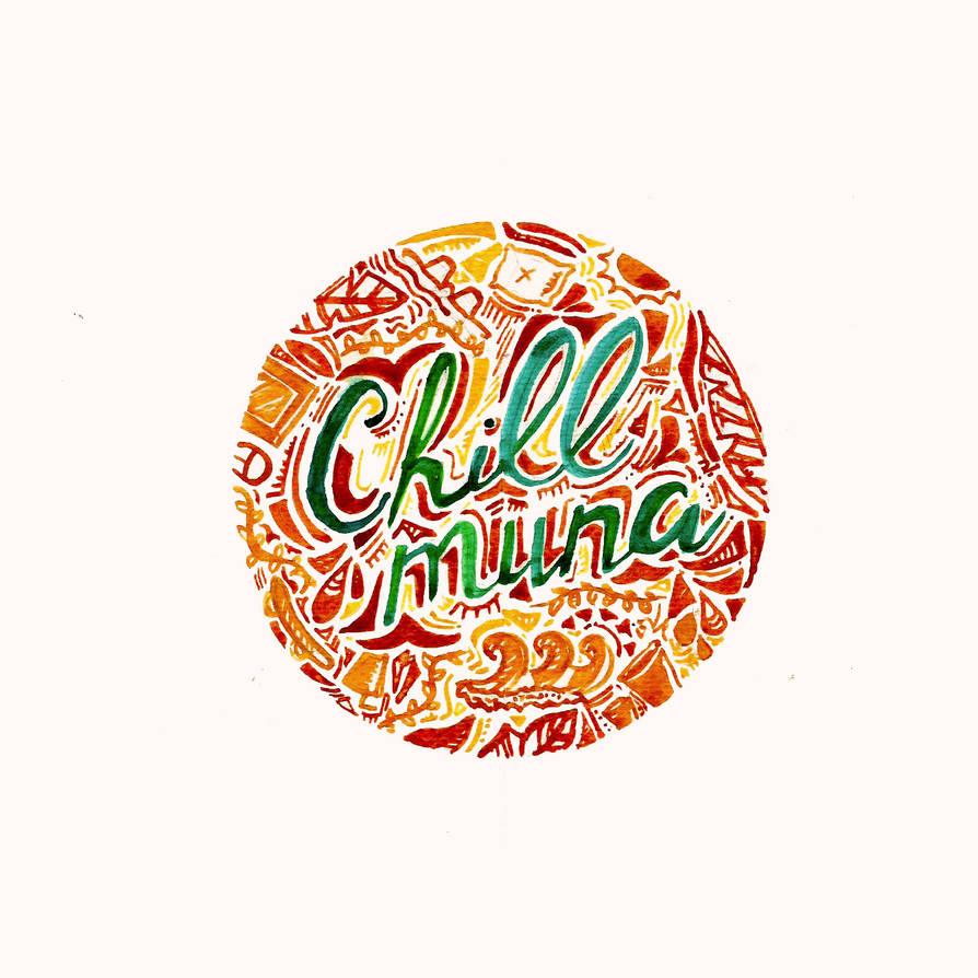 Chill Muna doodle art by genlexpiore