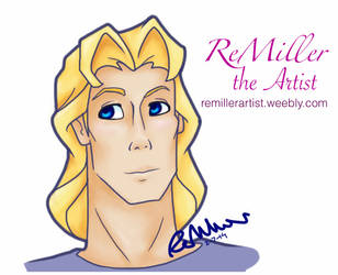 john smith practice doodle... by Areonn
