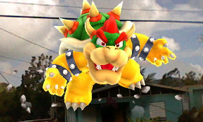 Bowser In Puerto Rico by ThunderZekrom