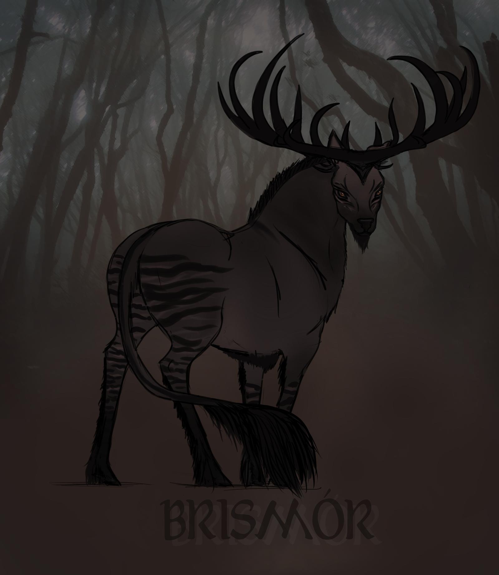 Brismor by LadyBrael