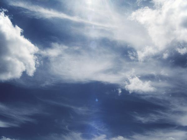 Cielo Azul IV by becksrm
