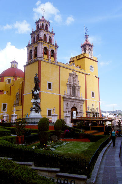 Guanajuato III by becksrm