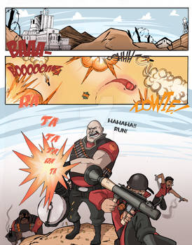 TF2: Be efficient be polite 1