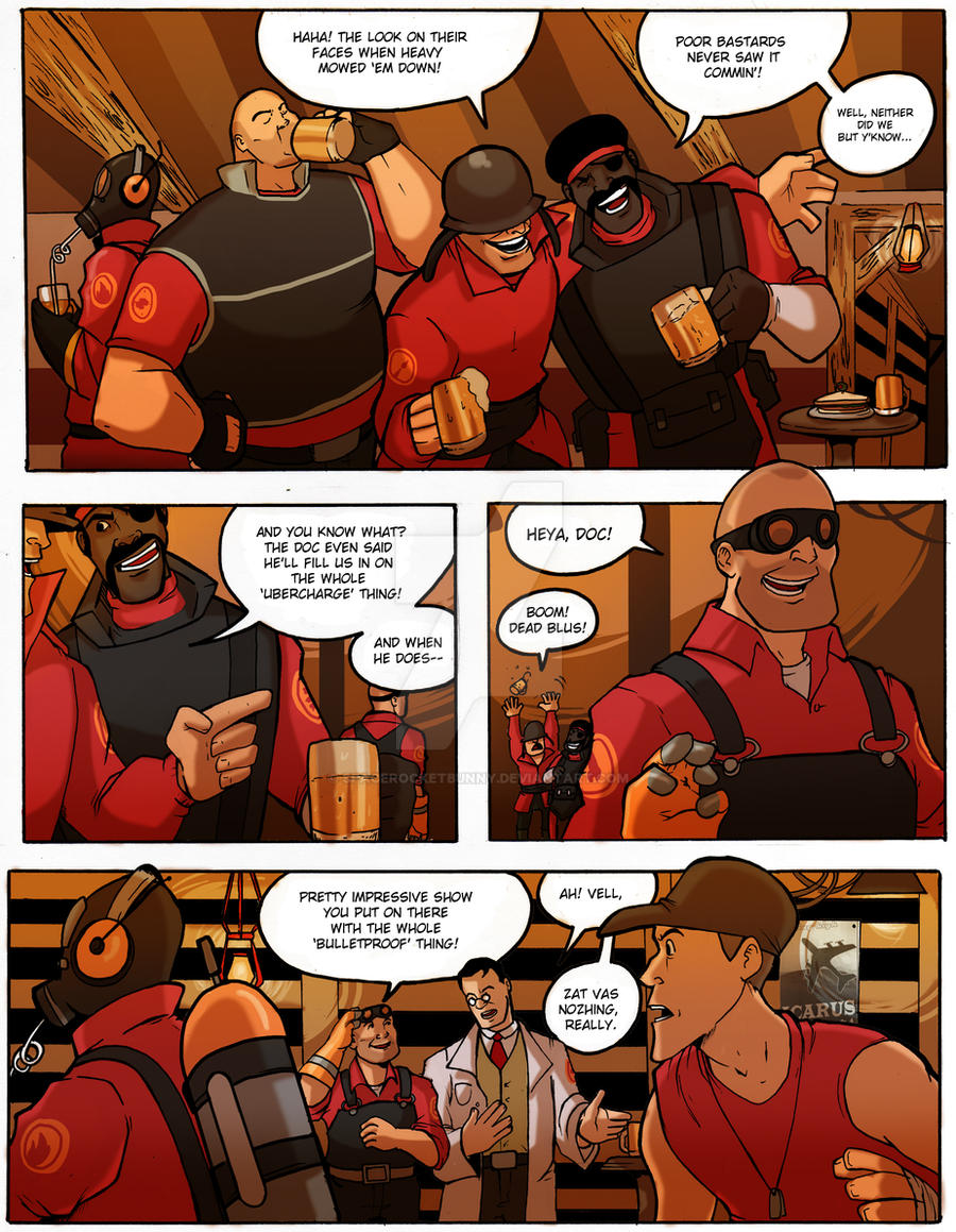 TF2: Be efficient be polite 9 by spacerocketbunny