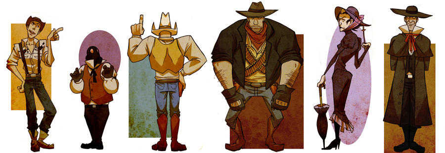 A Team Fortress 2 Western | Half Life Machinima Wiki ...