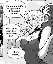 Ghost Junk Sickness CH16-- Page 6 update!