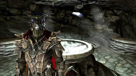 Korwyn, Argonian of Skyrim