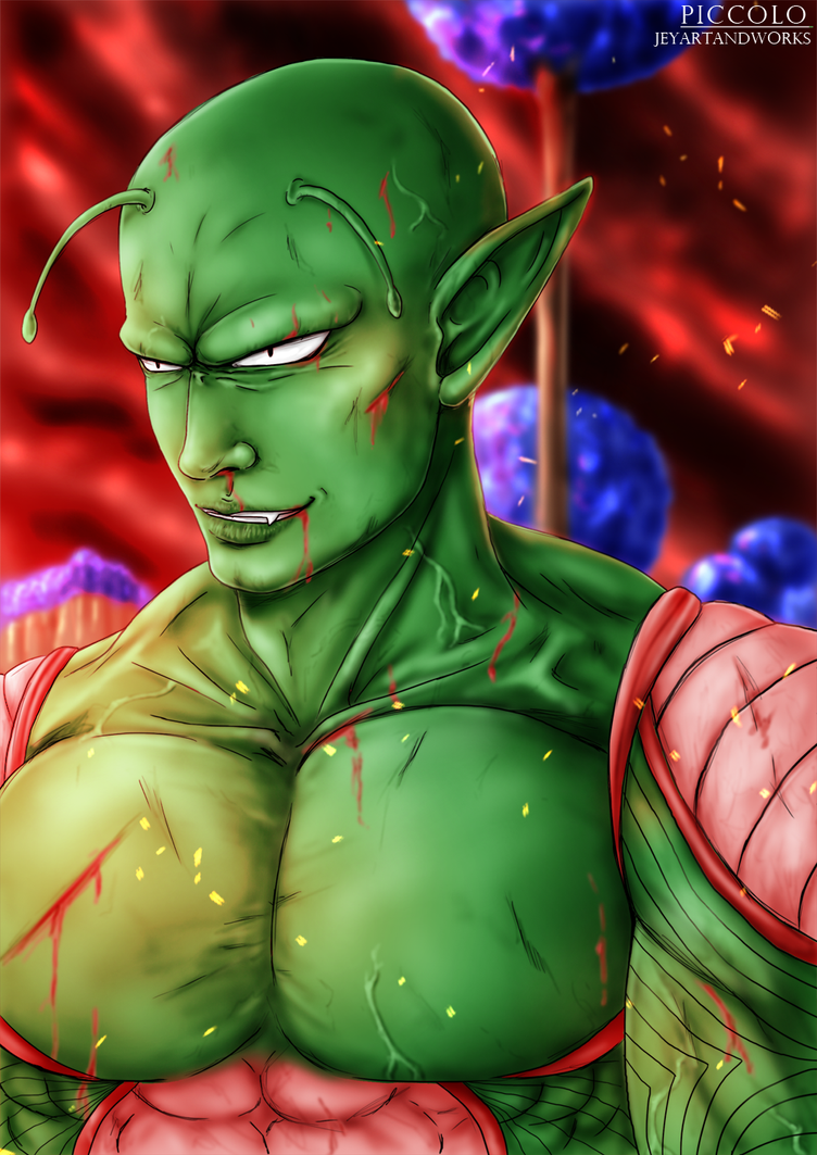 Piccolo-sama by JeyHaily