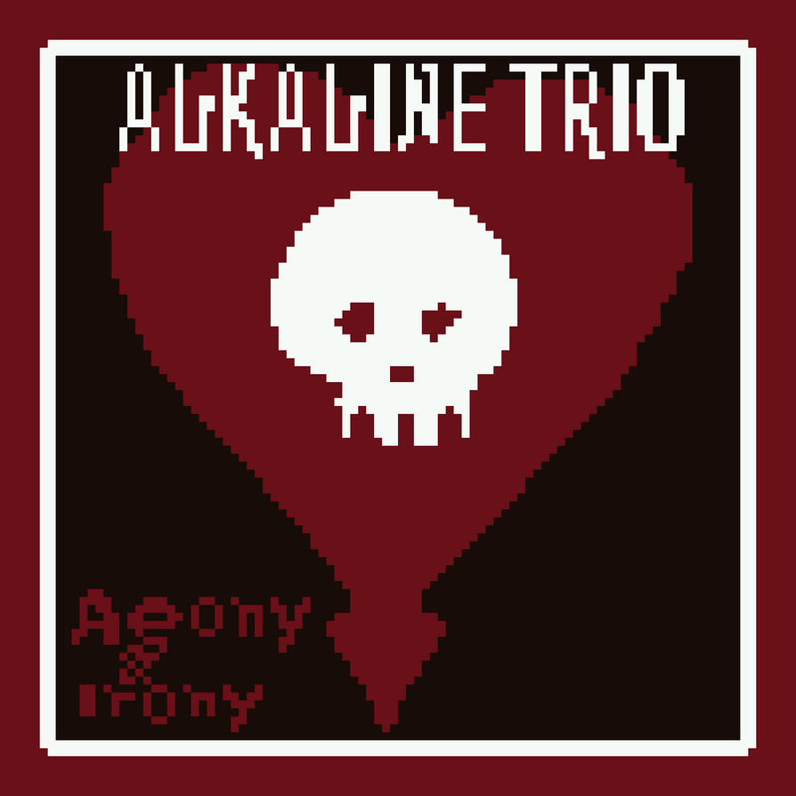 Download free Alkaline Trio Agony And Irony Deluxe - dgteam