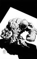 Doom Pirate Pinup NewboldNix by SkeetNix