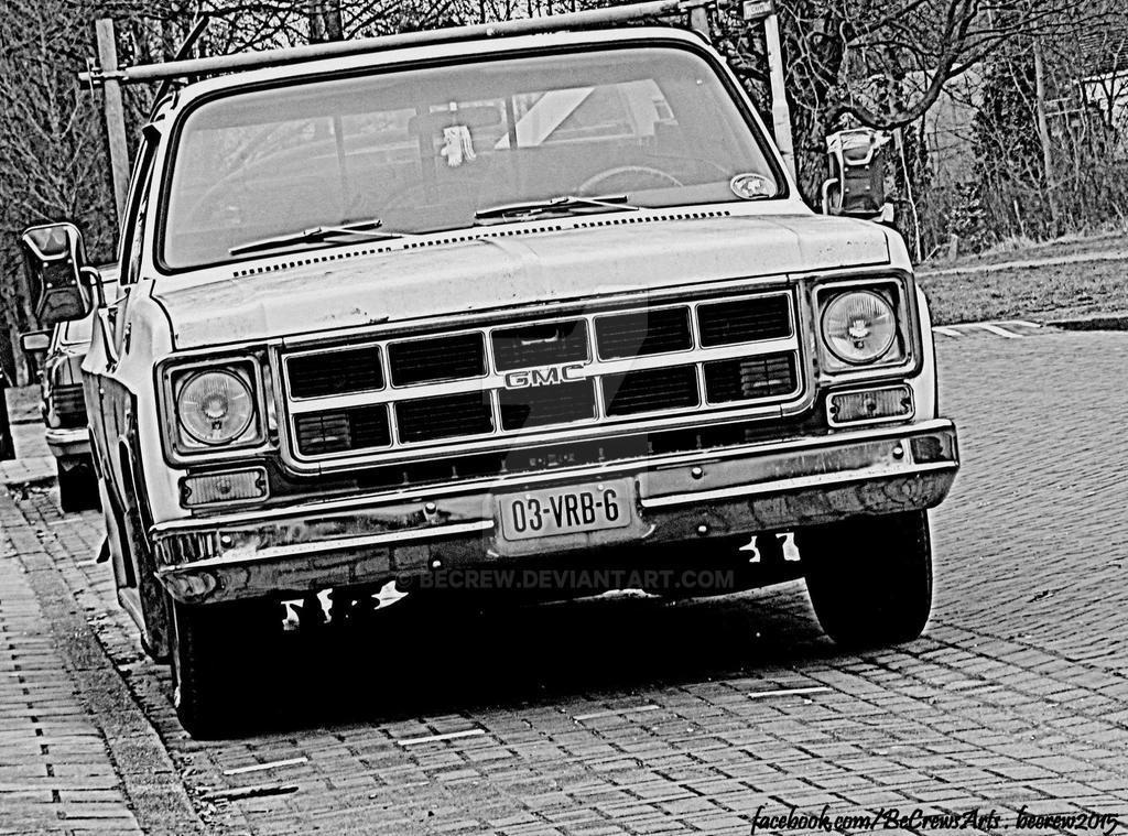 1977 Gmc C1500 Suburban Sierra Grande By Becrew On Deviantart