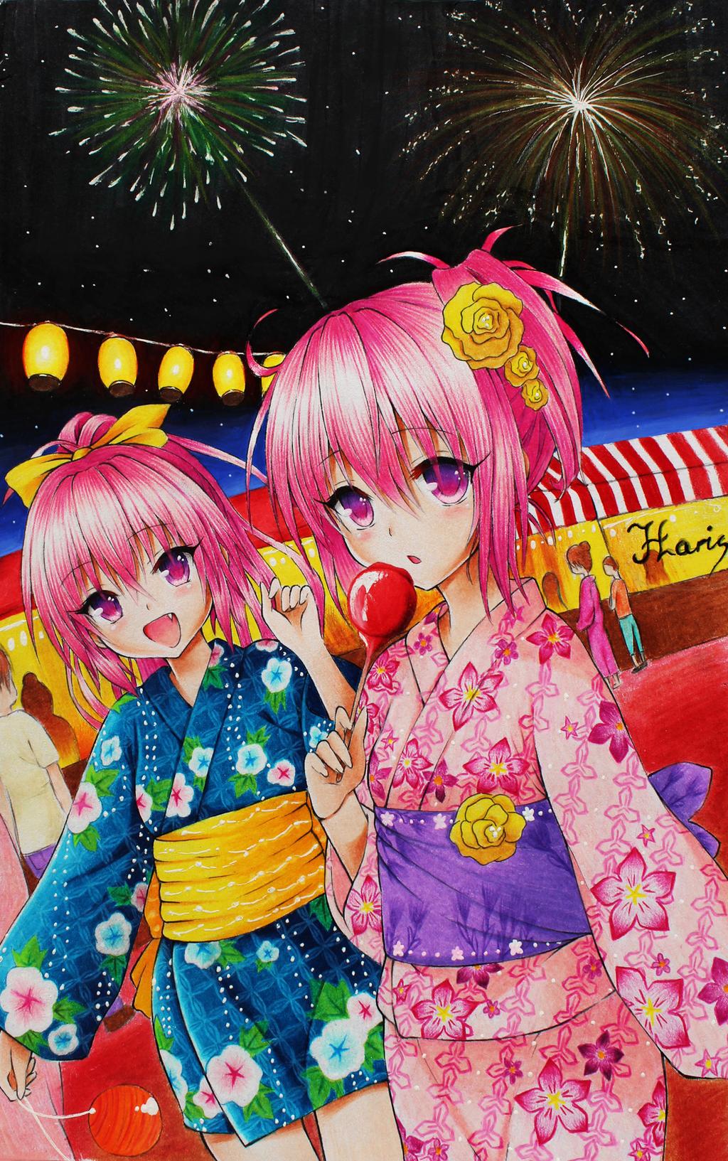 Festival Fireworks By Pademo
