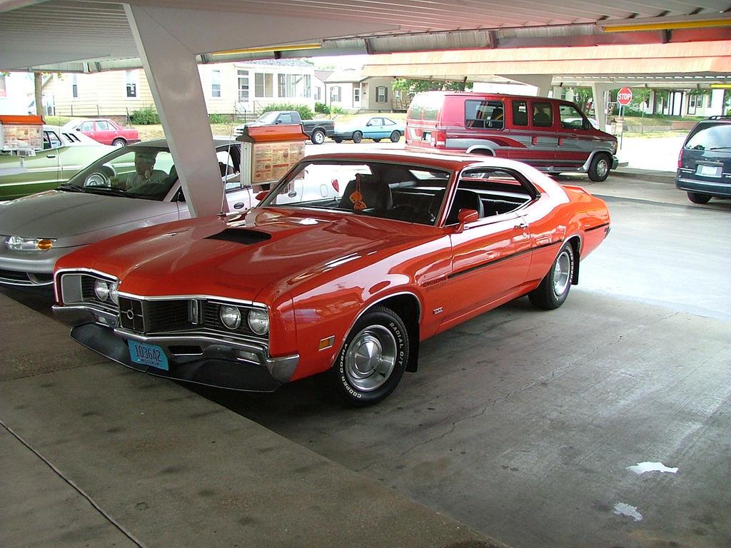 39000 mile 1971 Mercury