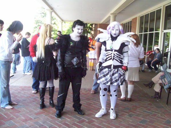 Ryuk and Rem Cosplay by MidnightEos on DeviantArt
