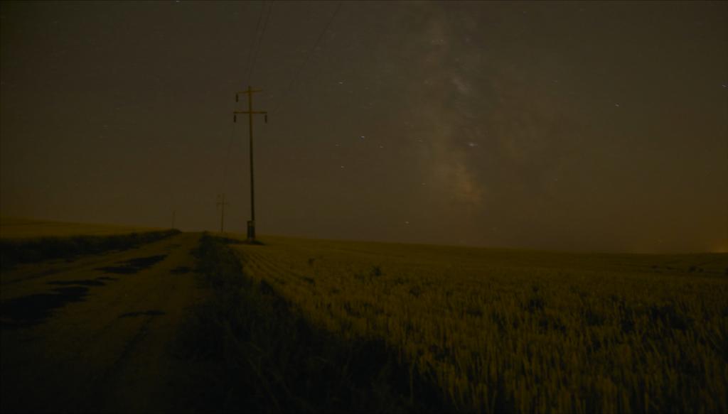 Milky Way, Valleyford, WA by PNWCameraMan