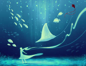Loved by the Sea by Romantiquated