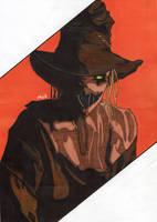 Worst Nightmares #05: Scarecrow by YankelZaradez