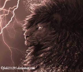 ...-Thunders-... by Sharaiza