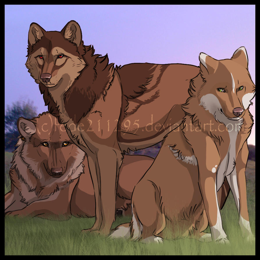 Il trio - Gift by Sharaiza