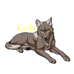 Koda teenager by Sharaiza