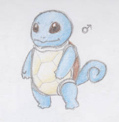 Ora's Squirtle