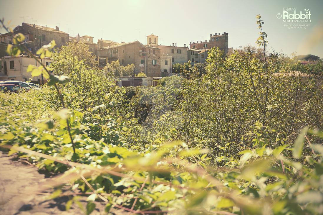 Sutri - Italy by ElettraGemma
