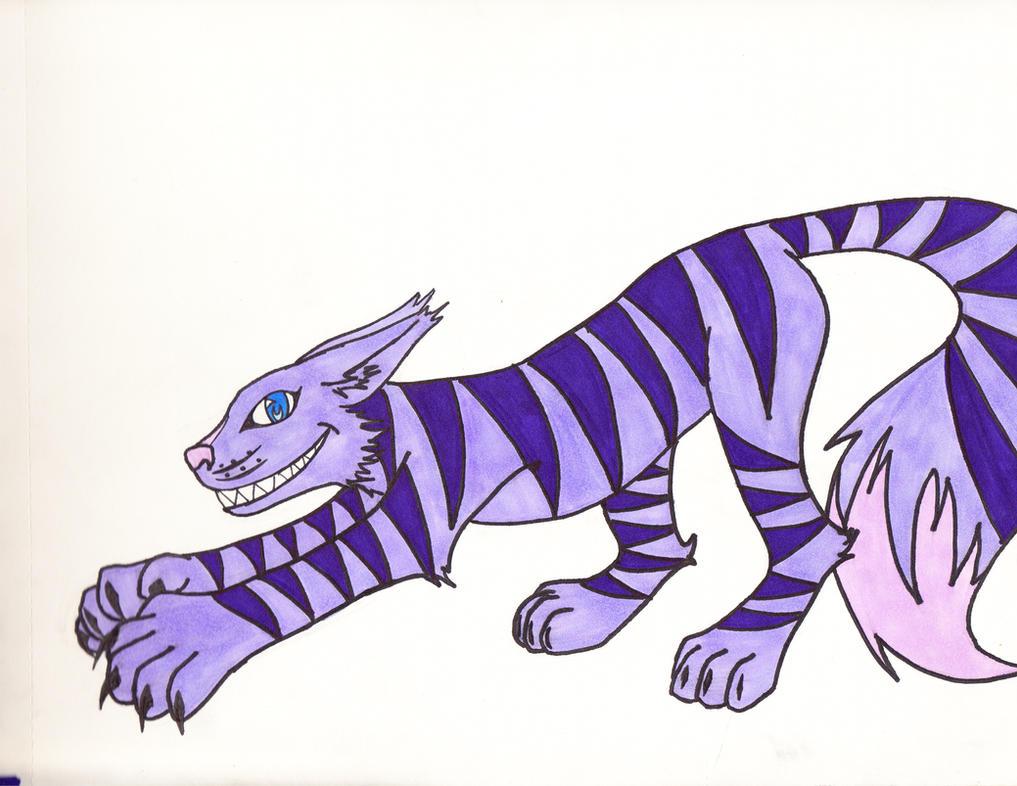 the cheshire cat smile by kangaroo1232 on deviantart