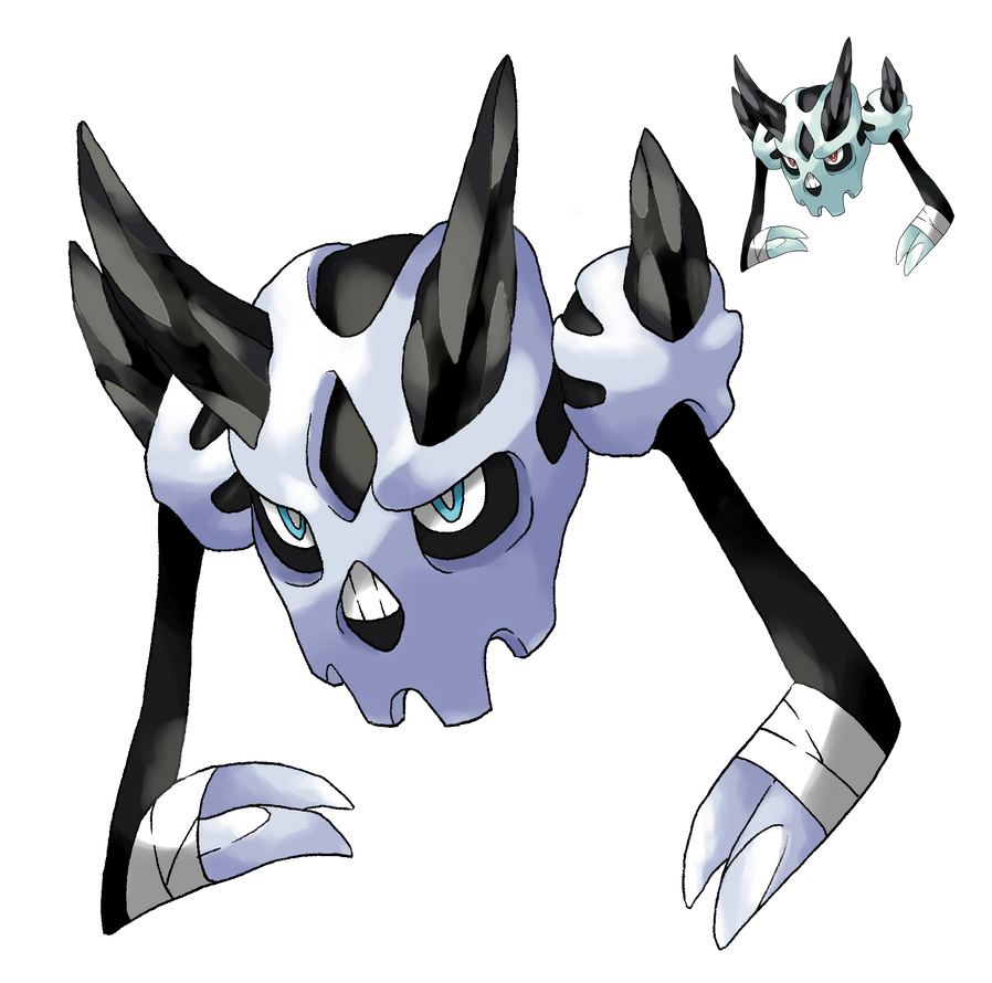 Mega Glalie by Hyshire...