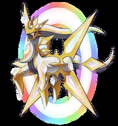 Mega/Primal Arceus by Hyshirey