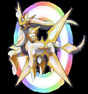 Mega/Primal Arceus