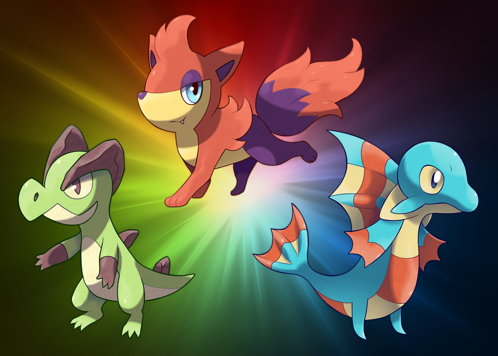 Opal Starters: a new beginning by Hyshirey