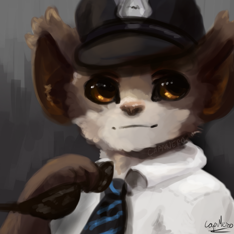 Officer? by CapnNero
