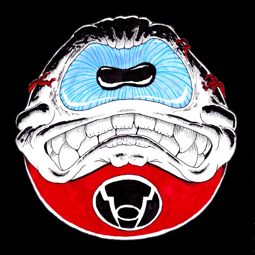 Eyeball's Rage by Angry-Eyeball